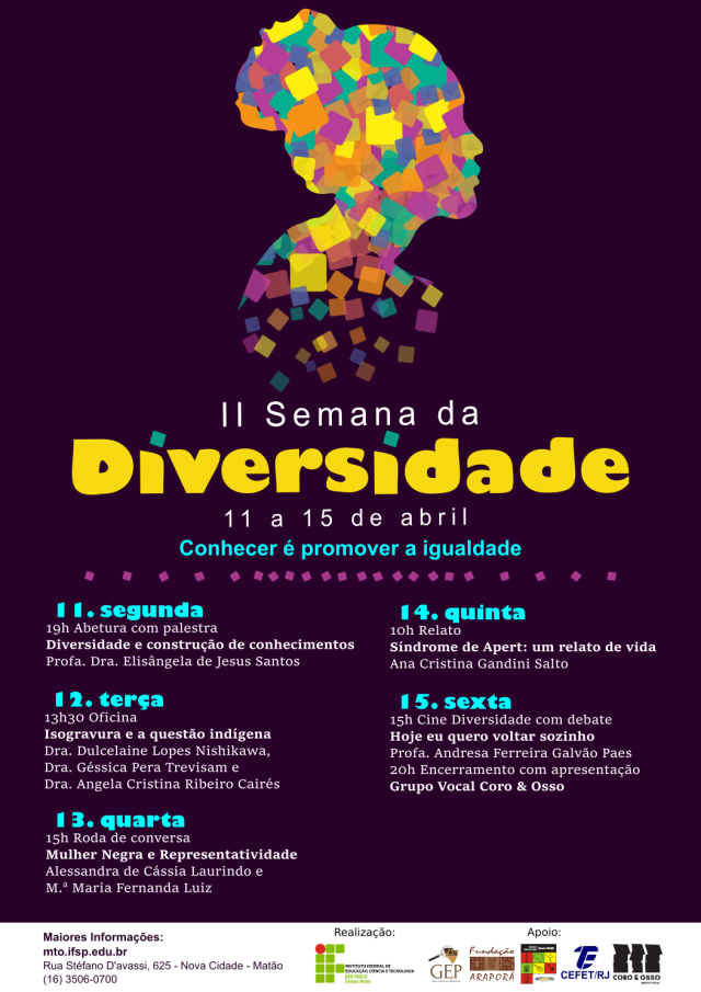 Diversidade vertical - woman